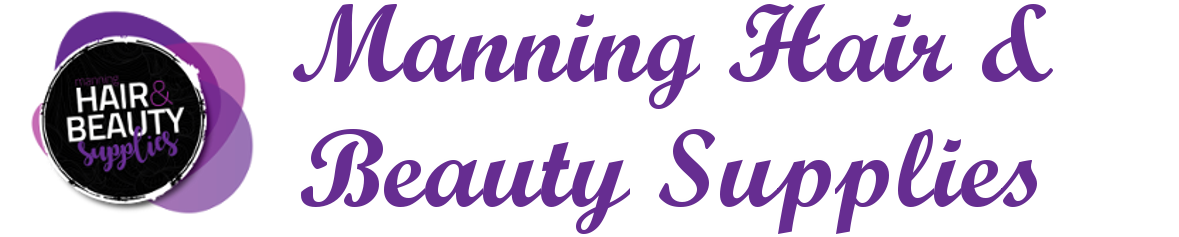 Manning Hair and Beauty Supplies. Supplying products to trade professionals and to the general public